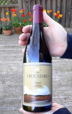Deal of the Century – Truchard Syrah