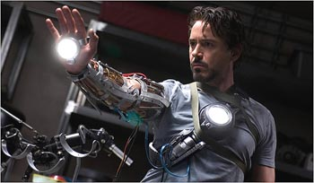 Iron Man: A Star is Re-Born