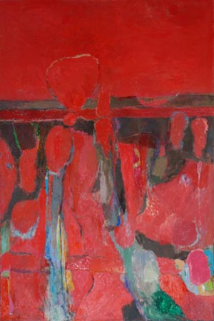Abstract Expressionism @ Winfield Gallery