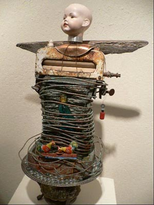 Assemblage @ Santa Cruz Art League