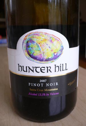 Hunter Hill Pinot Noir