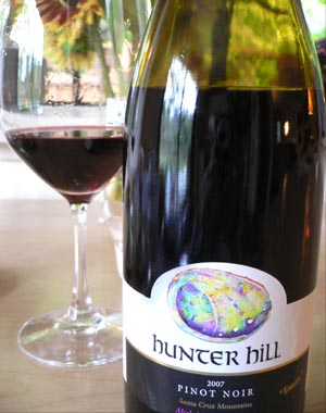 Hunter Hill Pinot