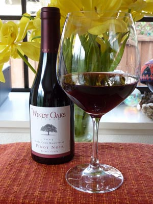 Luxury Bargain – Windy Oaks pinot splits