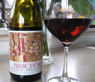 The Grenache that stole Christmas