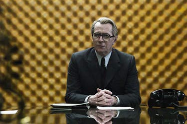 Tinker Tailor Soldier Spy: film review