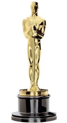And the Oscar goes to…..