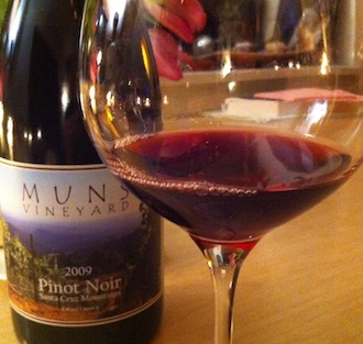 Outstanding Achievement in a Pinot Noir