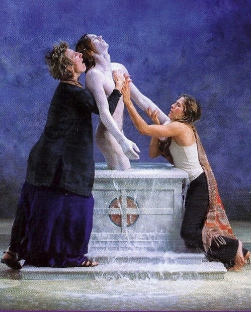 Bill Viola in Florence