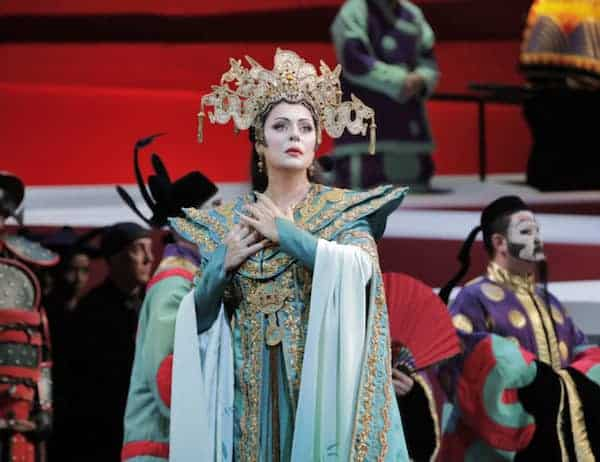 Hockney's Turandot